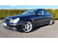 2004 Mercedes Benz E320CDI Avantgarde £1800