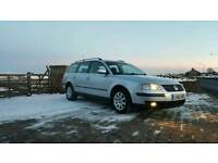 2002 VW PASSAT ESTATE 1.9TDI AUTO LOW MILEAGE