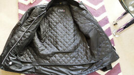 """Mens motorcycle Safetec Jacket made by Oceana, 40""""/102cms Chest going cheap"""