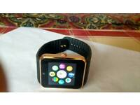 Smart Watch With Bluetooth SIM Card Support