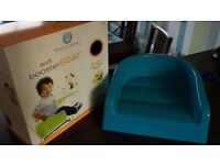 Prince Lionheart Soft Booster Seat, Foam, Waterproof