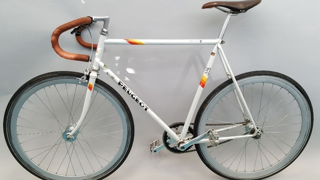 peugeot fixie single speed fixed gear bike bicycle flip. Black Bedroom Furniture Sets. Home Design Ideas