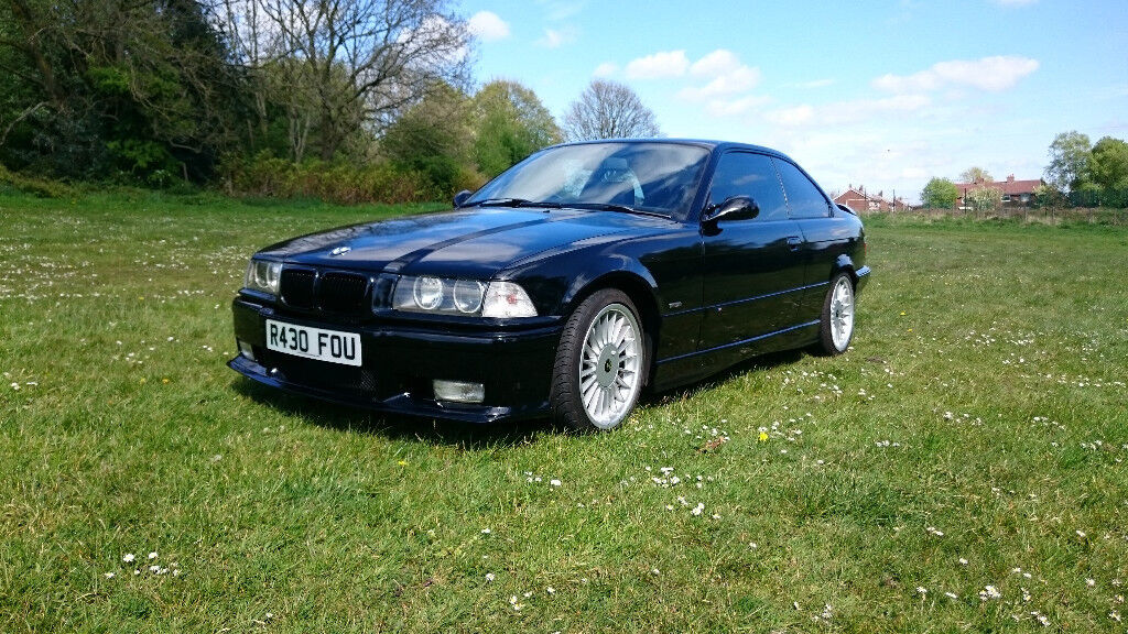 BMW 328 - was immaculate - now has damage on drivers side panels