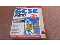 Europress GCSE Maths CD-ROM