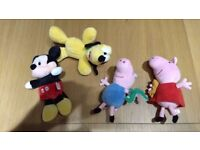 Great Condition Cuddly Toys