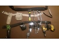 Scaffolding tool belt. Full belt all tools included or seperate..