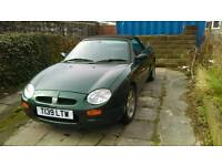 MGF 1.8 1999 sell or swap for a van