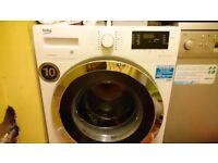 Beko year old washing machine 9kg perfect condition