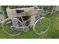 Raleigh Ladies bicycle