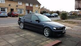 BMW 330D M SPORT - 3.0L -2003- AUTO - Low Mileage