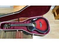 Yamaha APX9-C Electric Acoustic Guitar