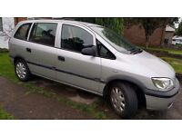7 SEATER VAUXHALL ZAFERIA