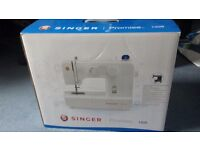 Brand new sewing machine -singer promise 1409-
