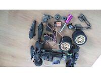 Rc Remote Control Petrol Car - Spares or Repairs