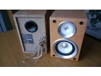 Panasonic bookshelf speakers