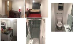 Newly built room/studio
