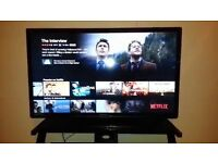 50 inch tv, needs gone asap due to moving