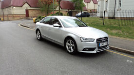 Audi A4 2.0 TDI e SE 4dr Manual 2013 (13) Start / Stop £8750