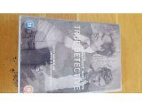 True Detective complete series 1 DVDs