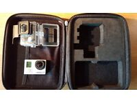 GoPRO 3+ SILVER EDITION + EXTRAS // MINT