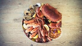 Dynamic high profile hotel/restaurant on NW Highland coast seeks chef and GA. Live in or out.