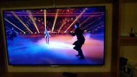 "Samsung 40"" SMART LED TV. 40"" Freeview HD + FreeSat HD + Catchup + 3D TV UE40F6670"