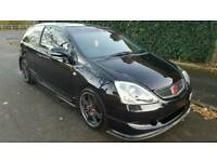 HONDA CIVIC 2.0 TYPE R FACELIFT 2003 53