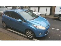 2012 FORD FIESTA TITANIAM 1.3 MINT CONDITION 1 YEAR MOT FULLY SERVICED