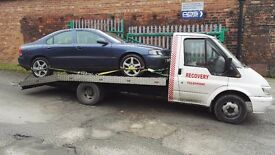 car recovery 24/7 nationwide and any eu country bradford manchester liverpool sheffield