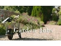 Garden Staff Required for restoration project in Cheshire