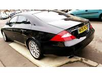 Mercedes Benz CLS 2006 Diesel Automatic HPI Clear warranty Mileage 109k