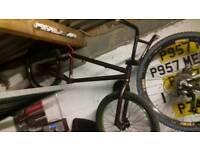 Bmx spare parts