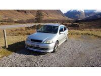 Vauxhall Astra 1.8 sri No m.o.t