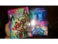 2 Brand New Dvds Never Opened!!