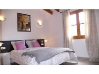 Modern Apartment with Internet, pool & fantastic mountain view in Port de Sóller / Mallorca / Spain