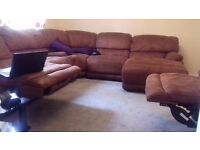 Sofas and Beds For Sale, all less than a year old since new. Moving to smaller property hence sale.