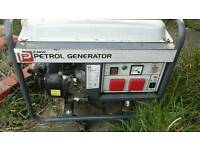 Petrol Generator for sale