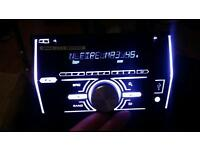 Pioneer cd aux usb bluetoolh stereo Hands free
