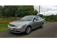 2007 FORD MONDEO 1.8 LX *ONLY 60000 MILES, ONE OWNER*