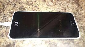 iphone 5c - white - EE