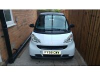 Smart Fourtwo PURE coupe 2008