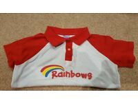Rainbows t-shirt - medium