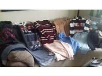 jumper/hoody/sweatshirts bundle converse new look ect 12/13/14