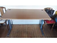 Electronic Riser Desk - as good as new barely used. Sit/Stand desk