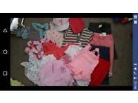 Clothing bundle 3 -6months