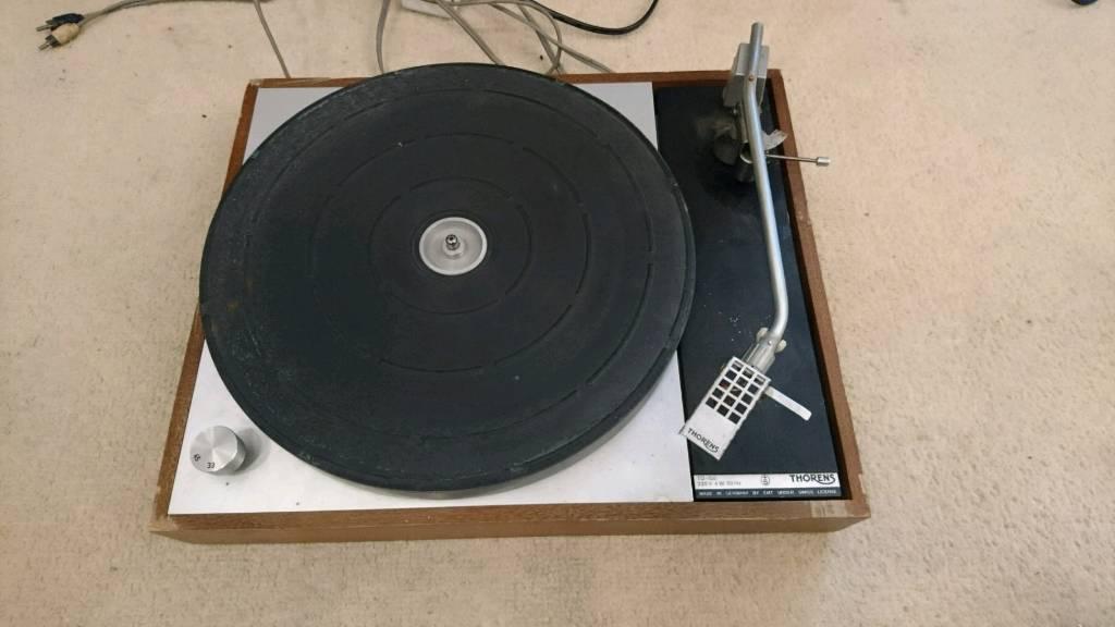 Thorens TD-150 mk1 turntable