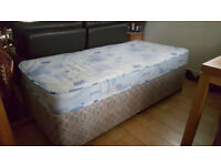 matress new and bed