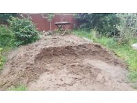 FREE Good quality topsoil in Reading