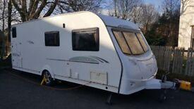 2009 Coachman Amara - 6 Berth Touring Caravan - Immaculate