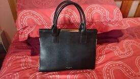 Ted Baker Black And White Tote Bag